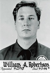 Police Officer William Arthur Robertson