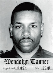 Police Offier Wendolyn Odell Tanner