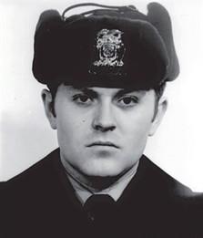 Police Officer Richard Wagner