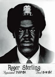 Police Officer Roger Sterling