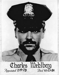 Police Officer Charles Mehlberg
