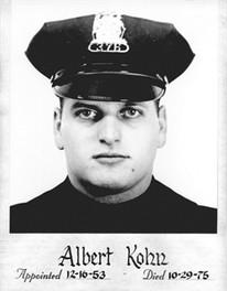 Police Officer Albet Kohn