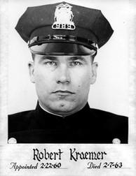 Police Officer Robert E. Kraemer