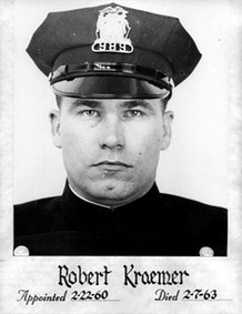 Police Officer Robert E. Kraemer