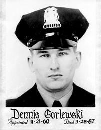 Police Officer Dennis Gorlewski