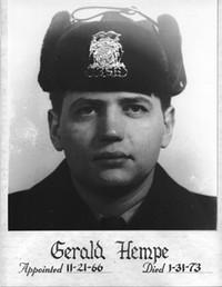 Police Officer Gerald Hemp