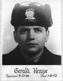 Police Officer Gerald Hemp