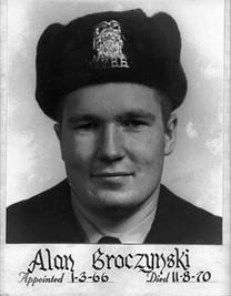 Police Officer Alan Sroczynski