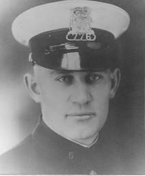 Police Officer Walter Luedtke