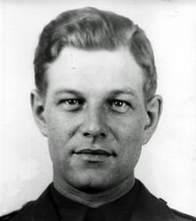 Police Officer Arnold Werner
