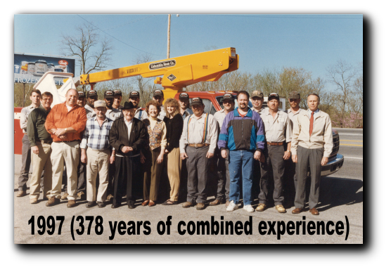 1997 (378 YEARS OF COMBINED EXPERIENCE