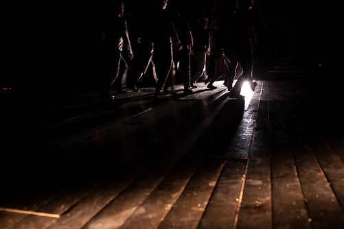 Cirque Rouages - Malandro - Julien Athon