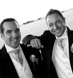 same sex couple wedding groom wedding cake prices