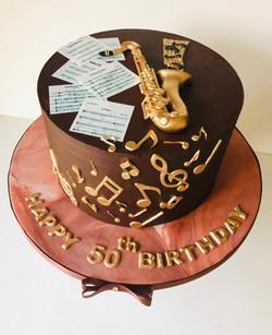 Play That Sax!