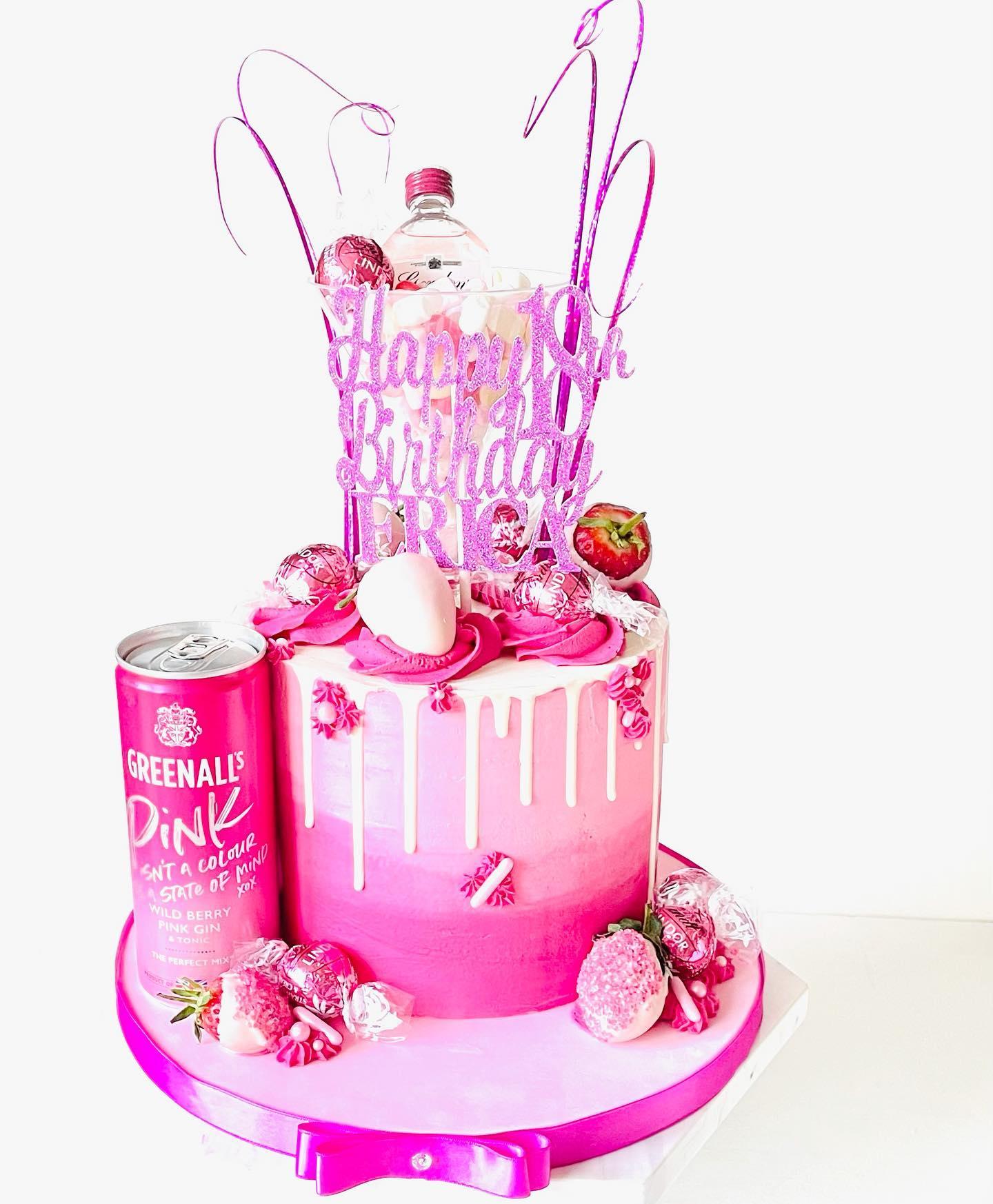 Pink Fizz
