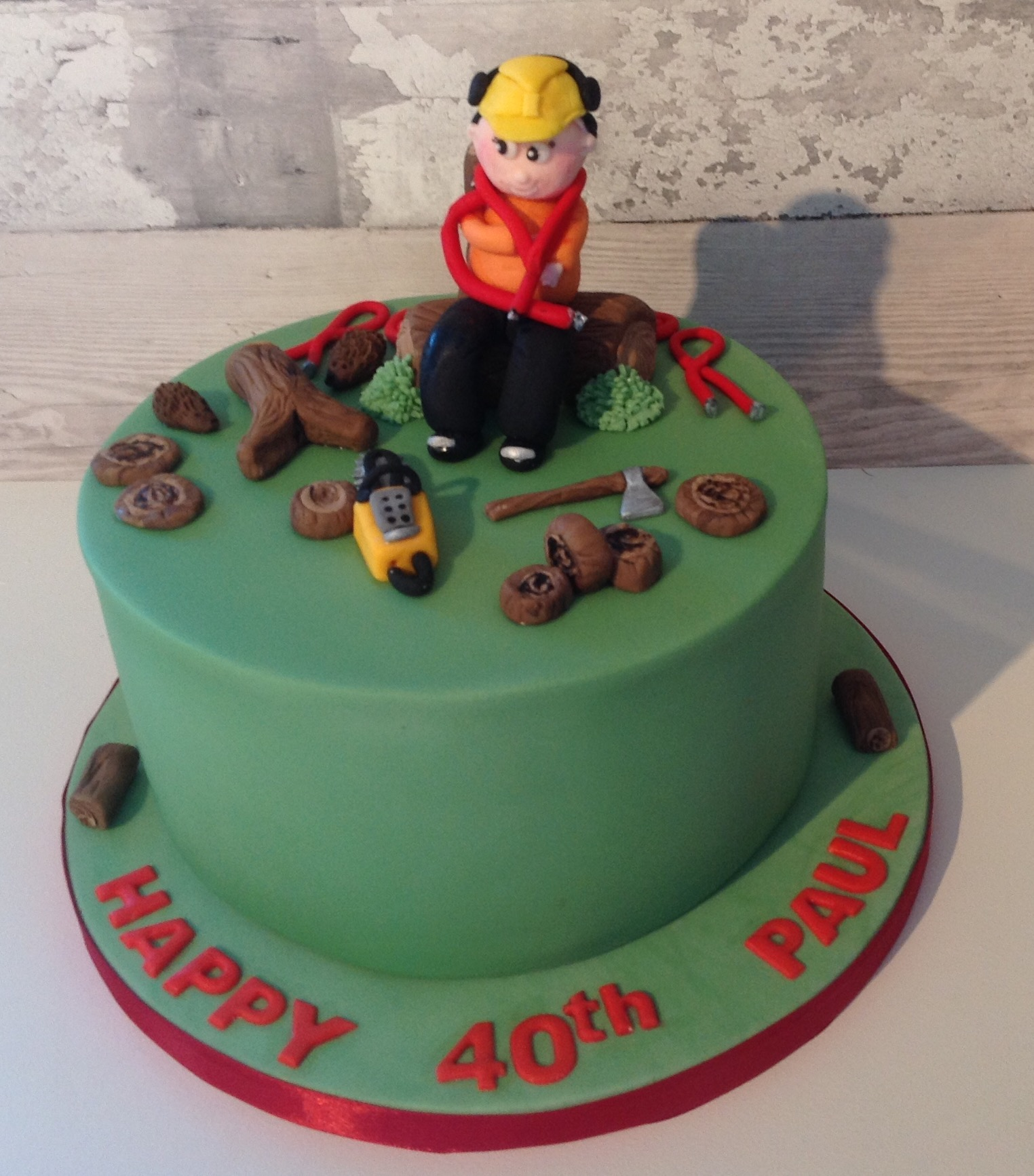 The Tree Surgeon's 40th