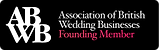 Logo badge to show membership of British wedding business association