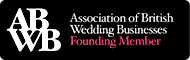 Logo badge to show membership of British wedding business association
