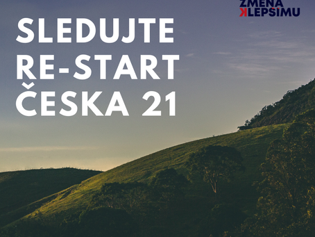 Připojte se: RE-start Česka 21