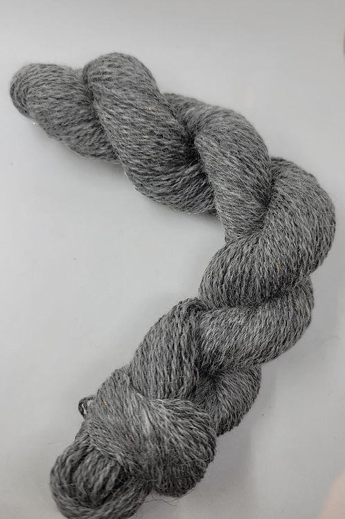 Alpaca Wool Silk Blend 2-Ply Sport- Alpaca Diamond
