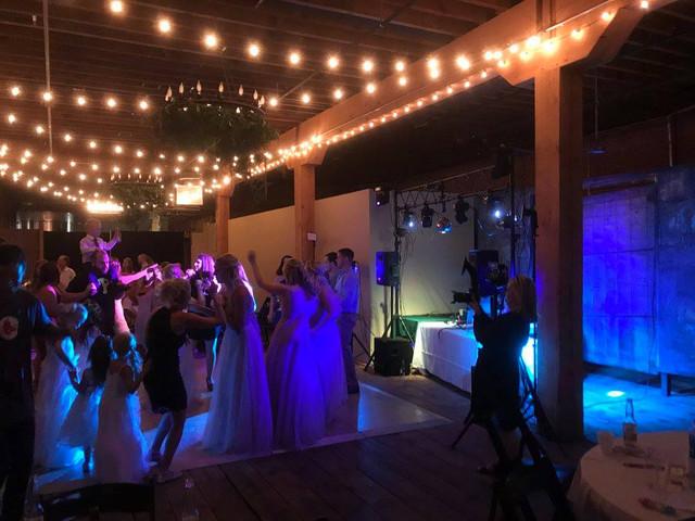 Winery Wedding Spokane