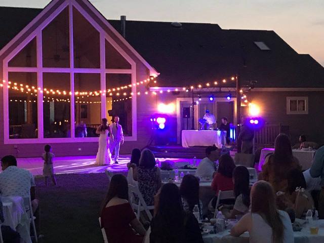 Outdoor Wedding on Location