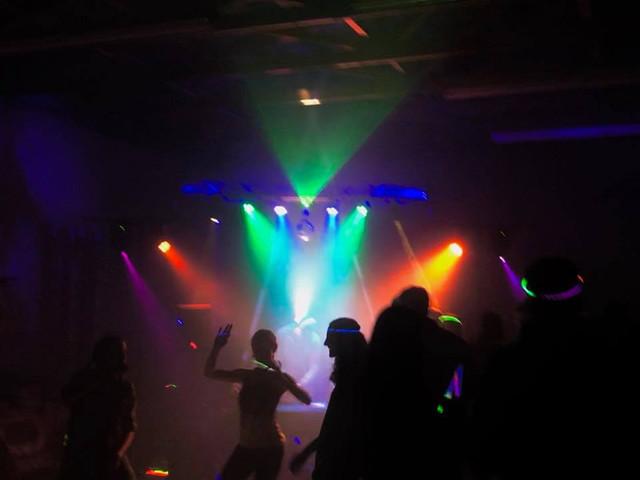 Wedding Full Lighting/DJ Package with haze