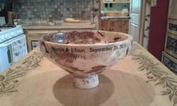 wedding bowl
