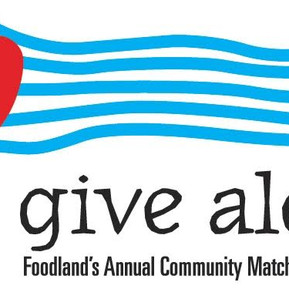 DONATE when you shop at FOODLAND!!!