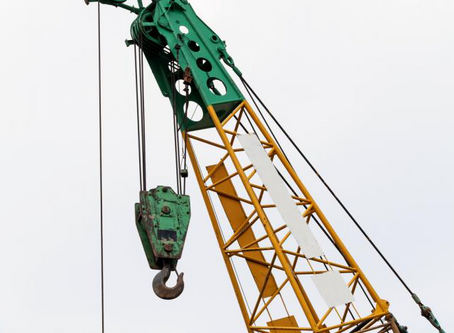 Why Your Crane Needs an Anti-Two Block Warning System