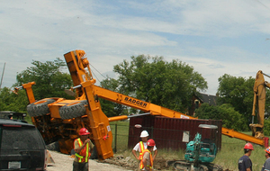 A Primer on Mobile Crane Stability