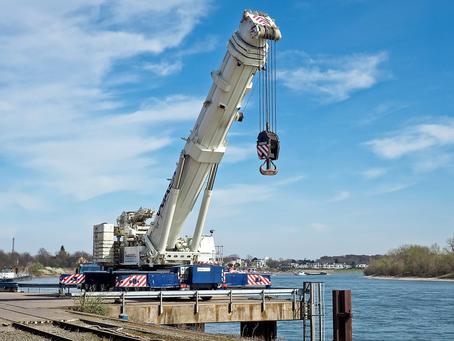 4 Times You Should Halt Your Crane Operations