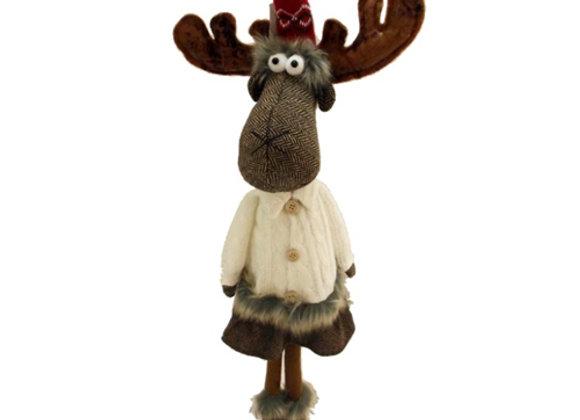 Standing Mrs Moose