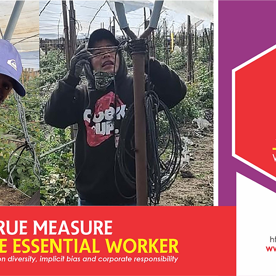 The True Measure of the Essential Worker