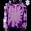 Thumbnail: Purple Acid Wash Hoodie