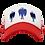 Thumbnail: Red Trucker Hat