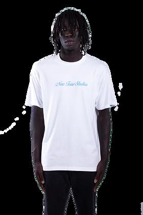 White Gradient T-Shirt