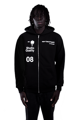 Studio Quality Zip Up