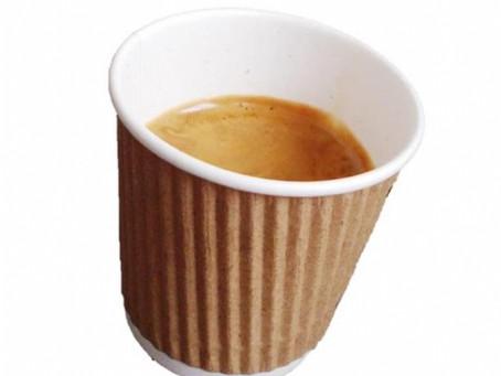 Espresso à Emporter 1€ !