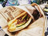 Hot-dog du Moment