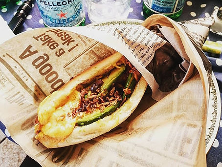 Hot-dogs Aux Petits Oignons