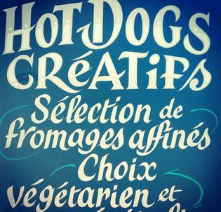 Hot-dogs Créatifs