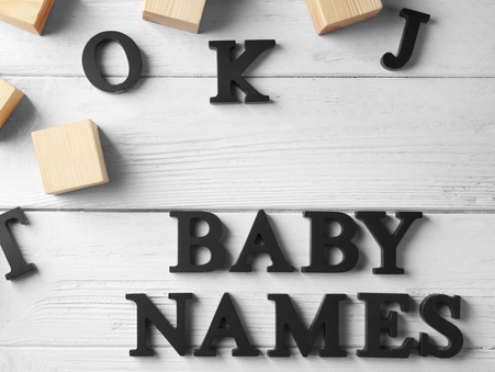 What is a Baby Naming Ceremony?