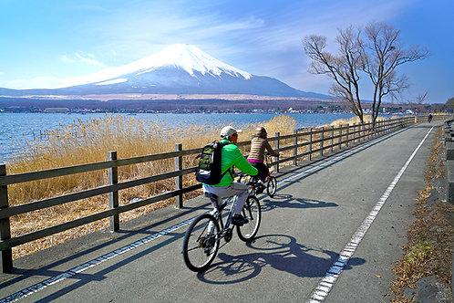 富士山サイクリング2days+御殿場アウトレット東京小旅行(申込金)