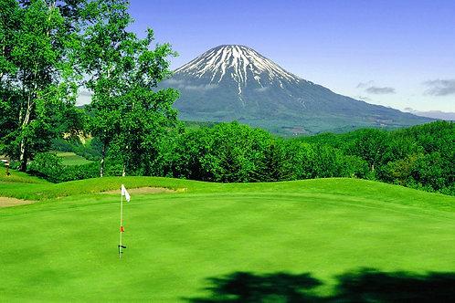 北海道千歲留寿都 高爾夫五天三場球(預約訂金)