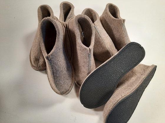 Slippers - felt