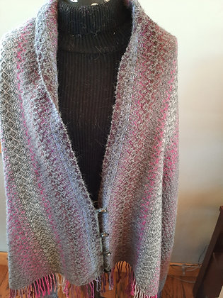 J122 4 button shawl