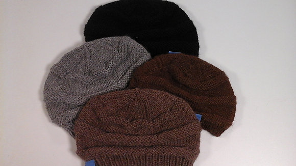 Knitted Matheson Hats