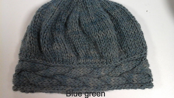 Knitted Cable Hats