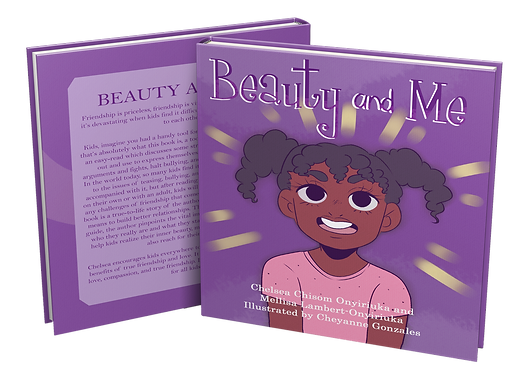 Beauty and Me Book